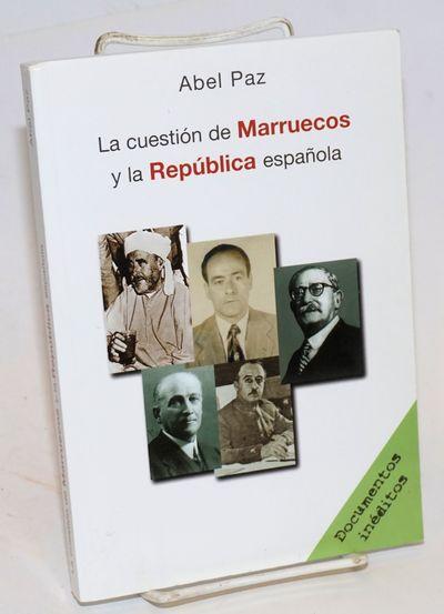 Madrid: Fundación de Estudios Libertarios Anselmo Lorenzo, 2000. Paperback. 238p., 6x8.5 inches, tr...