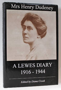 A Lewes Diary 1916-1944