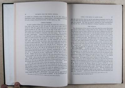 Philadelphia: Department of Archaeology, University of Pennsylvania, 1906. First edition. Hardcover....