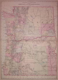 County and Township of Oregon and Washington