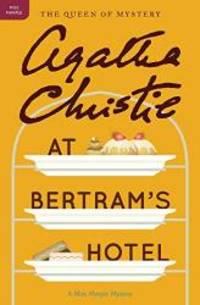 image of At Bertram's Hotel: A Miss Marple Mystery (Miss Marple Mysteries)
