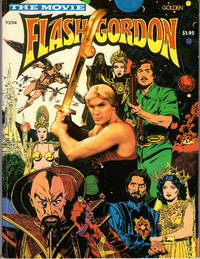 Flash Gordon: The Movie [Golden Books]