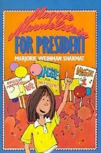 Maggie Marmelstein for President by Marjorie Weinman Sharmat - Paperback - 1976 - from ThriftBooks (SKU: G0064400794I3N00)