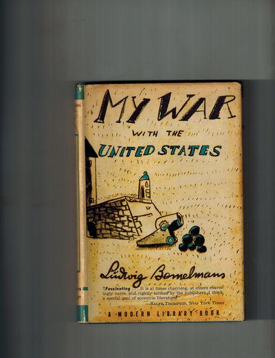 New York: Modern Library, 1941. Near Fine, the scantest of shelf rub bottom edge, period prior owner...