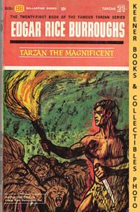 image of Tarzan The Magnificent: U2021: Tarzan 21: The Famous Tarzan Series by  Edgar Rice Burroughs Series