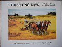 Threshing Days : The Farm Paintings of Lavern Kammerude