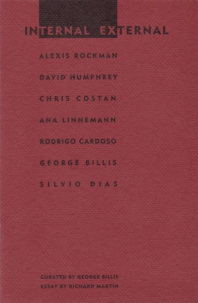 New York: Foster Goldstrom Gallery, 1995. First Edition. Soft cover. Very Good. Octavo. Red soft cov...