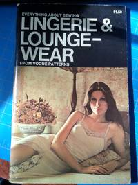Everything about Sewing Lingerie & Loungewear from Vogue Patterns