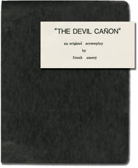 image of The Devil Canyon [The Devil Canon] (Original screenplay for an unproduced film)