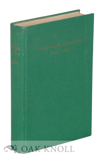 N.P.: n.p., 1947. cloth. 8vo. cloth. 363+(1) pages. B1-3821. First edition. Zebley spent twelve year...