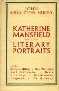 Katherine Mansfield and Other Literary Essays