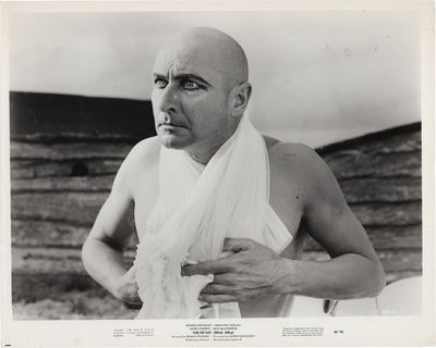 N.p.: Sigma III, 1967. Vintage studio still photograph of Donald Pleasence from the 1966 film. Roman...