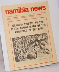 Namibia News: Vol. 6 Nos. 5-6, May-June 1973, Vol. 6 Nos. 7-8, July/August 1973