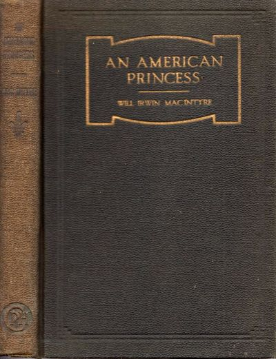 Boston: The Christopher Publishing House, 1926. First Edition. Hardcover. Very good. Octavo. , 177 p...