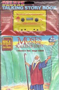 Moses and the Plagues On Egypt : Deluxe Talking Story Book