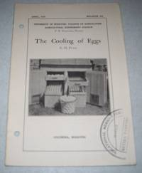 The Cooling of Eggs (University of Missouri College of Agriculture Bulletin 350) by E.M. Funk - Paperback - 1935 - from Easy Chair Books (SKU: 110890)