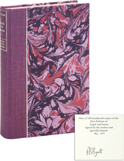London: Chatto & Windus, 1992. First UK Edition. Limited Issue, one of 150 numbered copies signed by...
