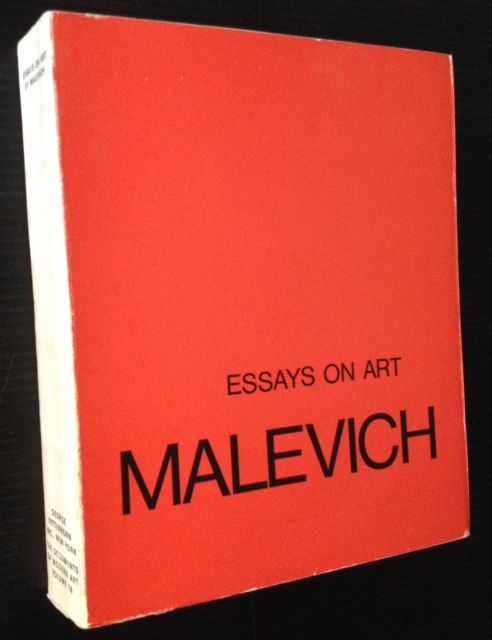 malevich essay Synopsis: suprematism, the invention of russian artist kazimir malevich, was one of the earliest and most radical developments in abstract art its name derived from.