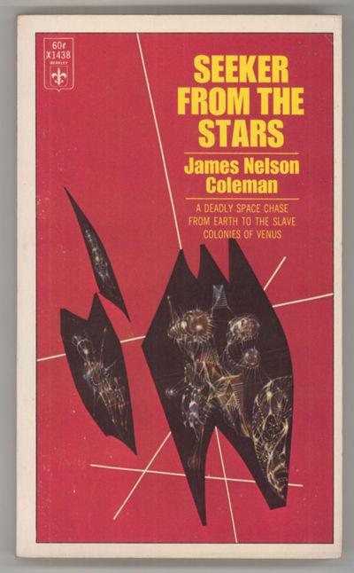 : A Berkley Medallion Book published by Berkley Publishing Corporation, 1967. Small octavo, pictoria...