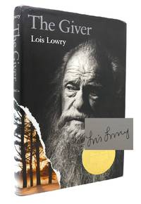 THE GIVER Signed