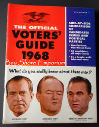 The Official Voters' Guide 1968