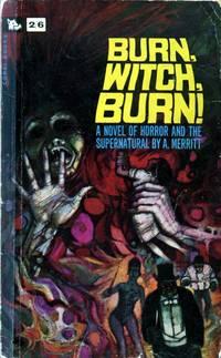 Burn, Witch, burn! (Corgi Books. no. SN 1343.)