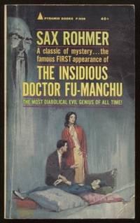 The Insidious Dorctor Fu-Manchu