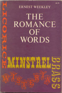 image of The Romance of Words