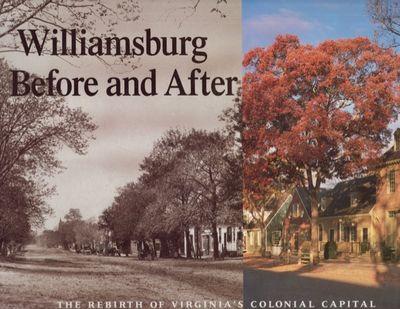 Williamsburg, Virginia: The Colonial Williamsburg Foundation, 1988. Second printing. Hardcover. Very...