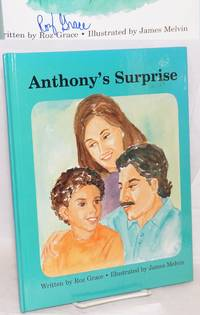 Anthony's surprise; illustrated by James Melvin