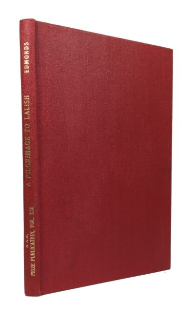 London: Royal Asiatic Society of Great Britain and Ireland, 1967. 1st ed. Hardcover. Fine. frontis, ...