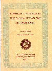 A Whaling Voylage in the Pacific Ocean and its Incidents