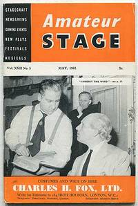 Amateur Stage: May, 1962, Vol. XVII, No. 5
