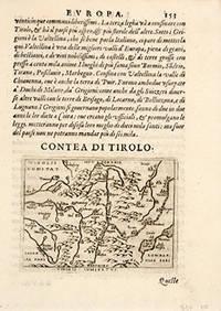 image of CONTEA DI TIROLO. TIROLIS COMITATUS