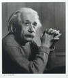 View Image 1 of 3 for Portrait Photograph of Albert Einstein, signed by Yousuf Karsh Inventory #2327