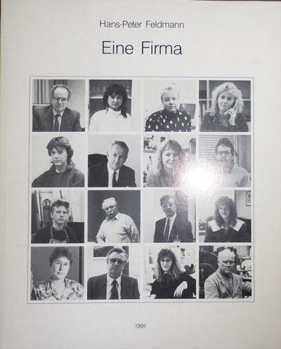 Dusseldorf: Plano Druck GmbH, the Artist and Siemens AG, 1991. First edition. Paperback. Near Fine. ...