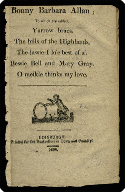 Edinburgh: Pr. for the booksellers in town & country, 1825. 12mo (15.4 cm, 6