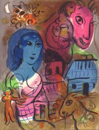 image of Original Litho from Hommage (Homage) to Marc Chagall