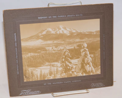 Portland, OR: Tollman (Studio), 1900. Photo from the negative printed 5.5x7.5 inches in sepia, mount...