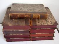 Weltgeschichte des Judischen Volkes (Volumes 1 - 9). 1926-30