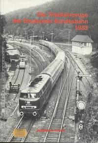 The Locomotives of the German Federal Railway 1983 - Die Triebfahrzeuge der Deutschen Bundesbahn 1983