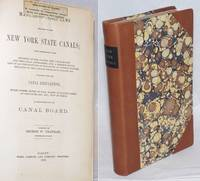 image of Manual of Canal Laws relating to the New York State Canals; with references to the decision of the courts, the canal board and the canal appraisers, and a chronological list of all the statutes of this state, of a public nature, relating to the canals, from 1791 to August, 1873. Together with the Canal Regulations, rules, forms, rates of toll, names of places, table of distances, etc., etc., now in force, as established by the Canal Board