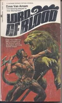 LORD OF BLOOD (sequel to STAR BARBARIAN)