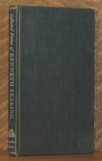 COLLECTED POEMS OF KENNETH FEARING by Kenneth Fearing - First edition, as stated - 1940 - from Andre Strong Bookseller and Biblio.com