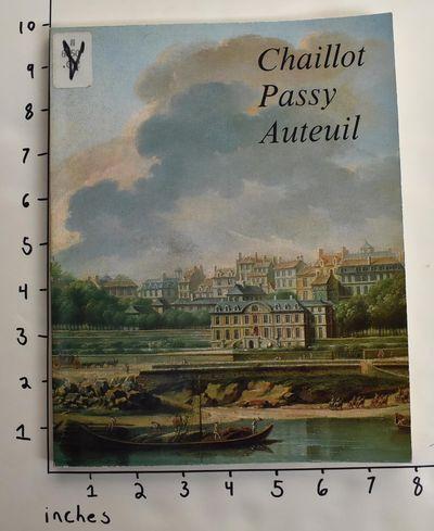 Paris: Les Musees de la Ville de Paris, 1982. Softcover. Good. Ex-library book with usual markings. ...