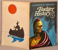 image of Badger History: Wisconsin Indians.