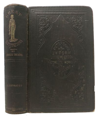 Philadelphia: T. B. Peterson & Brothers, 306 Chestnut Street, 1861. 3rd edition, illustrated issue. ...