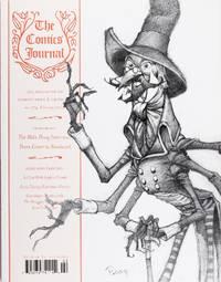 image of The Comics Journal #274 Feb. 2006 Sophie Crumb Kurtzman Mike Ploog