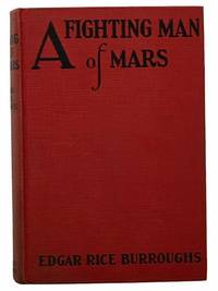 image of A Fighting Man of Mars (Mars Series Book 7)