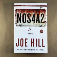 NOS4A2 (Uncorrected Proof/Bound Manuscript) by  Joe Hill - Paperback - Signed First Edition - 2013 - from The Bookman & The Lady (SKU: Hill-23)